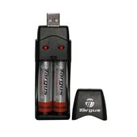 Targus AA/AAA USB Şarj Cihazı+2X 2300mAh Pil