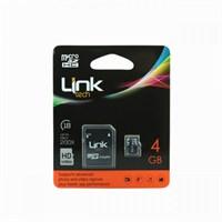 Link Tech Micro Sd Hc 4 Gb Hafıza Kartı