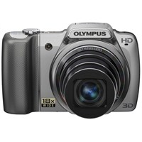 """Olympus SZ-10 14MP 18x Optik 3""""LCD Dijital Fotoğraf Makinesi ( HD ve 3D Çekim )"""