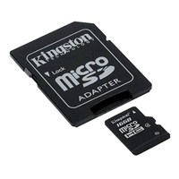 Kingston 16 GB Micro SDHC Class4 Hafıza Kartı SDC4/16GB