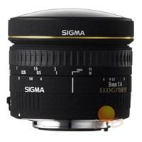 SIGMA 8MM F/3.5 EX DG CIRCULAR FISHEYE OBJEKTİF (271000008)