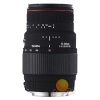 Sigma 70-300MM F/4-5.6 APO DG Macro Obejktif (271070300)