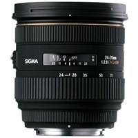 Sigma 24-70MM F/2.8 EX DG HSM ASP IF Objektif 271002475