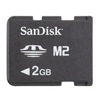 Sandisk 2 GB Memory Stick Micro Hafıza Kartı SDMSM2-2048-P36M/B35