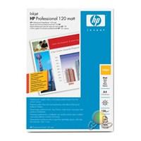 HP Profesyonel Inkjet Kağıdı 120 Mat - 120 g/m²/A4/210 X 297 mm/200 syf-Q6593A