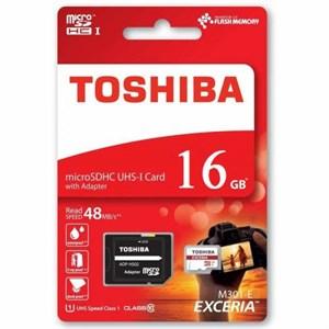 toshiba 16 gb microsdhc exceria 48mb sn m301-ea