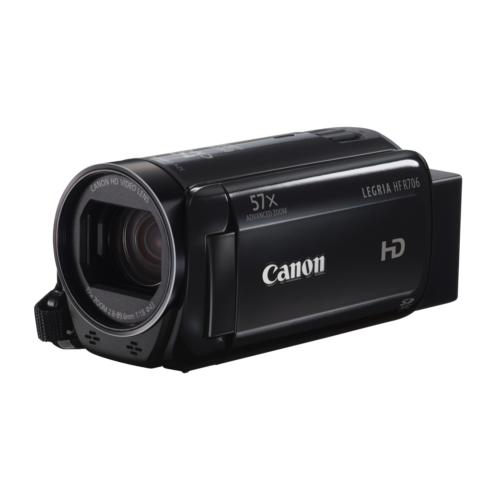 Canon LEGRIA HF R706 BK
