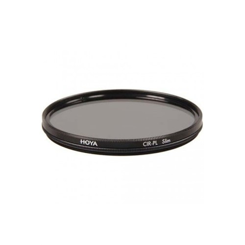 Hoya 55Mm Circular Polarize Slim Filtre