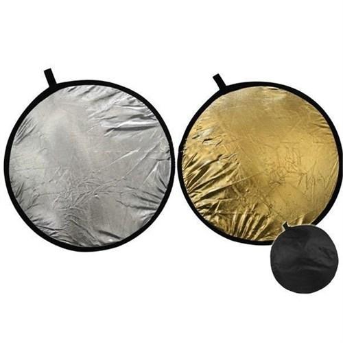 Star 60Cm Silver & Gold Reflektör
