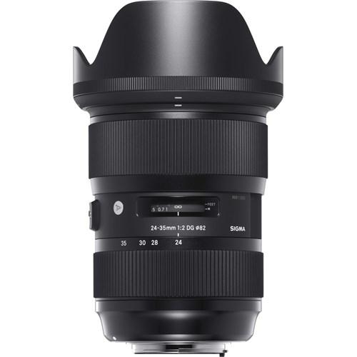 Sigma 24-35Mm F2 Dg Hsm Art Nikon Uyumlu Objektif
