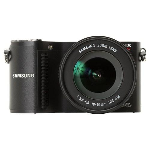 Samsung NX200 18-55mm 20 MP 3.0'' DSLR Dijital Fotoğraf Makinesi (Full HD)