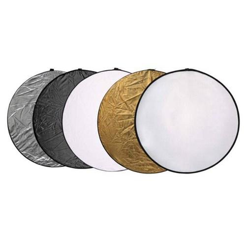 Godox 5 İn 1 Reflektör Yansıtıcı 110 Cm