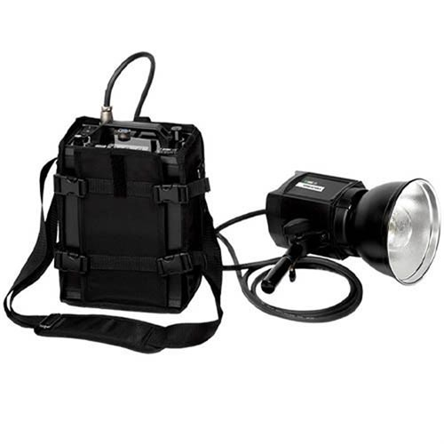 Rime Lite Power Action 600 Taşınabilir Akülü Paraflaş