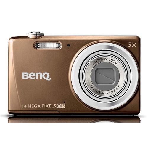 """BenQ S1430 14 MP 3"""" LCD 5x Optik Ekran Dijital Fotoğraf Makinesi ( Çanta Hediye )"""