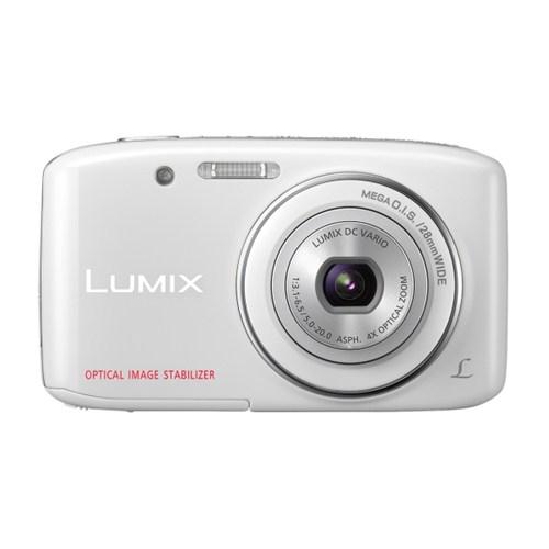 "Panasonic Lumix DMC-S2 14.1MP 2.7"" LCD Dijital Fotoğraf Makinesi"