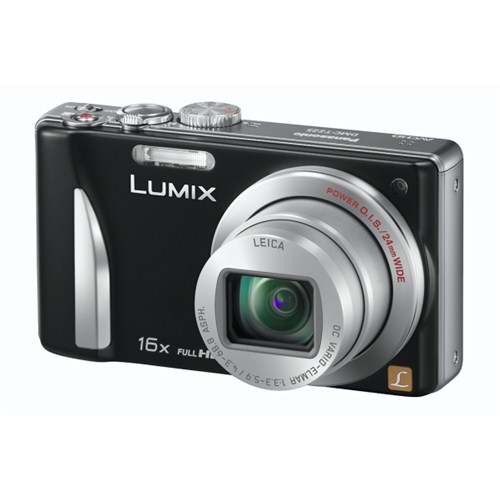 "Panasonic Lumix DMC-TZ25 12MP 16x Optik 3"" LCD Dijital Fotoğraf Makinesi (Full HD)"