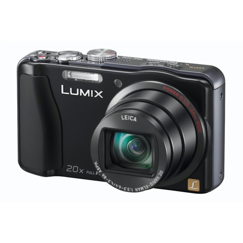"Panasonic Lumix DMC-TZ30  14.1 MP 20x Optik Zoom 3.0"" LCD FULL HD GPS Dijital Fotoğraf Makinesi"