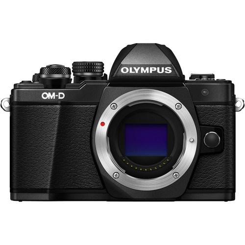 Olympus E-M10ıı Body Siyah