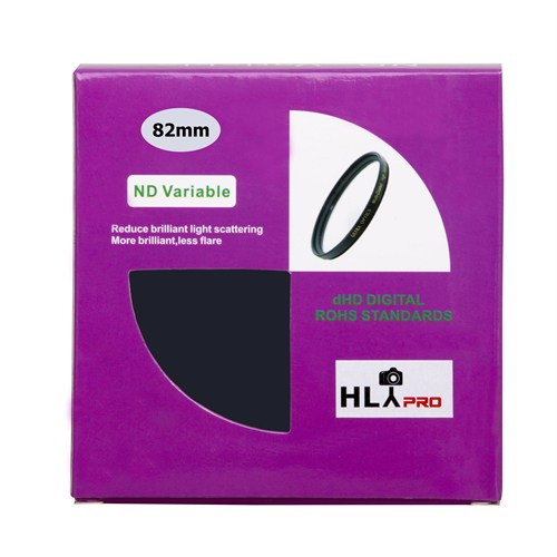 Hlypro 82Mm Nd Filtre