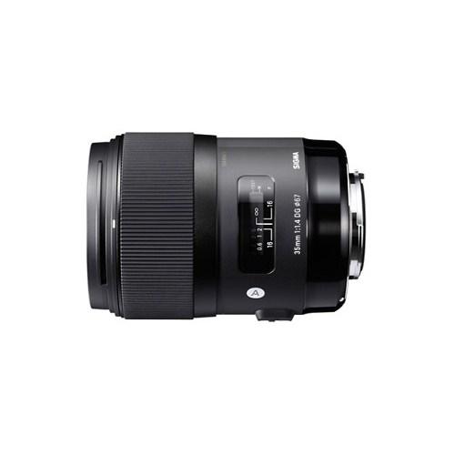 Sigma 35MM F/1.4 DG HSM Objektif Canon Uyumlu