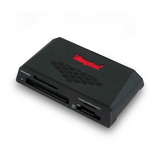 Kingston Media Reader USB 3.0 Kart Okuyucu FCR-HS3
