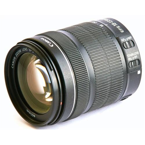 Canon EF 18-135mm 3.5-5.6 IS STM Objektif