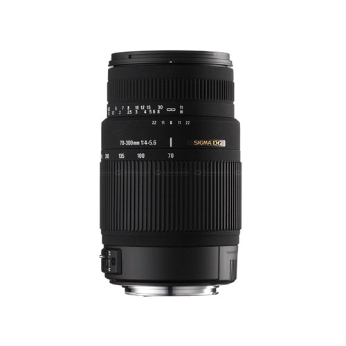 Sigma 70-300MM F/4-5.6 DG Macro Objektif (271070301)