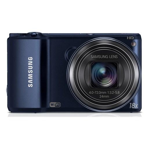 "Samsung WB200F 14.2 MP 18x Optik Zoom 3"" Dokunmak LCD Ekran Wi-Fi Dijital Fotoğraf Makinesi"