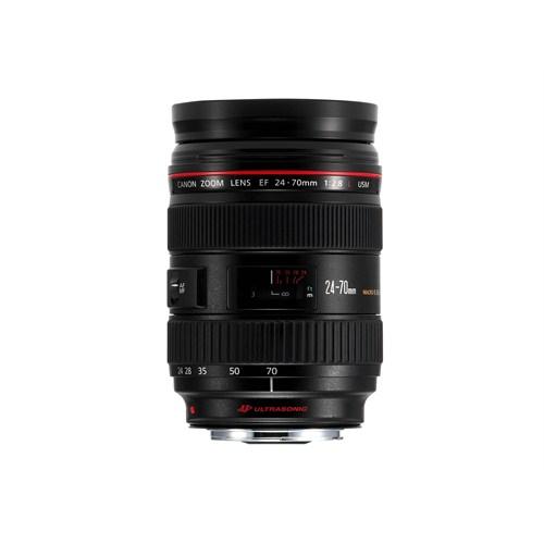 Canon EF 24-70mm 2,8 L II USM Objektif