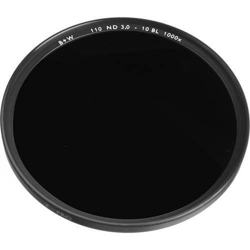 B&W 52mm 1000X ND Filtre