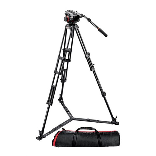 Manfrotto 504HD,546GBK Tripod