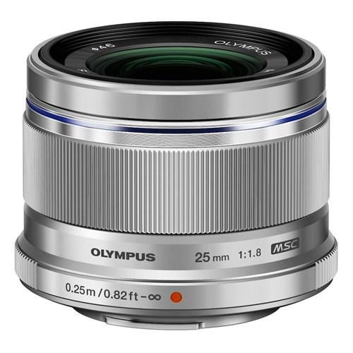Olympus M.ZUIKO 25mm f 1:1.8 Objektif