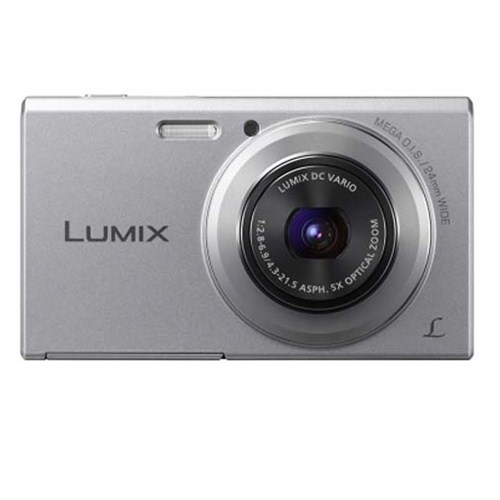 "Panasonic DMC-FS50 16.1 MP 5x Optik zoom 2.7"" LCD Ekran Dijital Fotoğraf Makinesi"