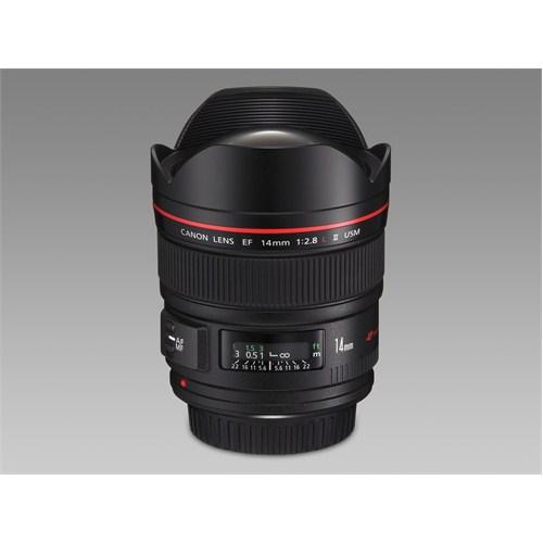 Canon EF14MM F2.8L II USM Objektif