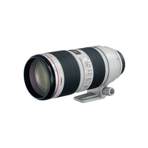Canon EF70-200MM F2.8L IS II USM Objektif