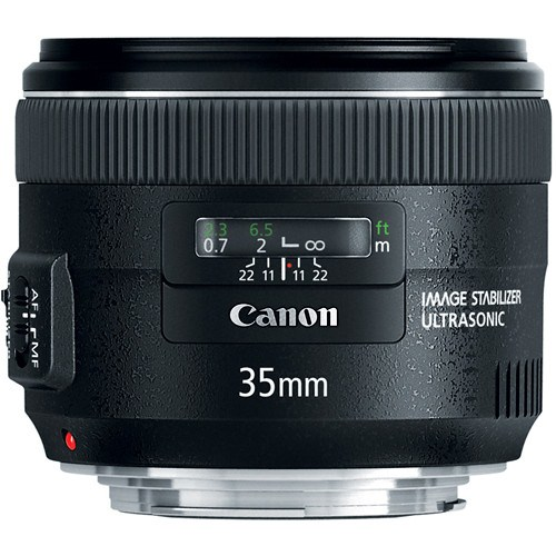 Canon EF35MM F2 IS USM Objektif