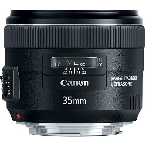 Canon EF35MM F2 IS USM Objektif