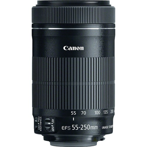 Canon EF-S 55-250MM F4-5.6 IS STM Objektif