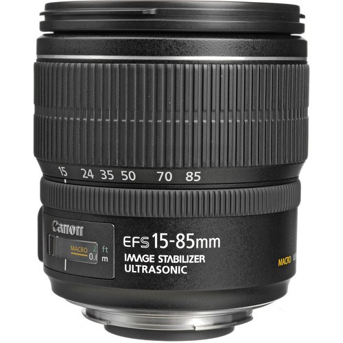 Canon EF-S 15-85MM F3.5-5.6 IS USM Objektif