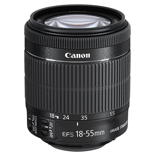 Canon EF-S 18-55MM IS STM Objektif
