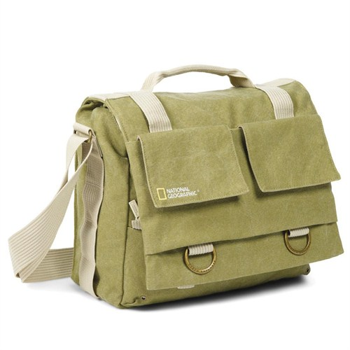 National Geographic NG 2476 Messenger Taşıma Çantası - Medium