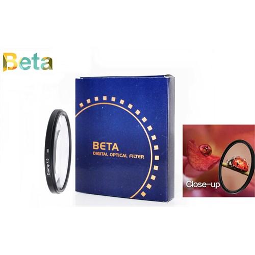 Beta 52Mm Close Up +10 Macro Makro Filtre