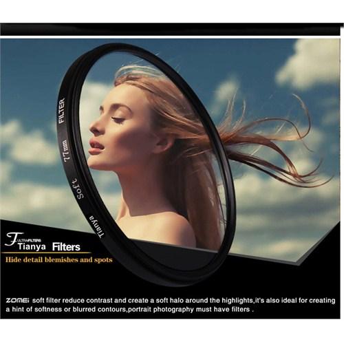 Tianya 58Mm Soft Diffuser Yumuşatıcı Filtre