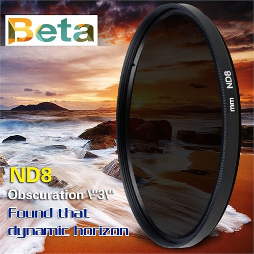 Beta 49Mm Nd8 Filtre Nd 3 Stop