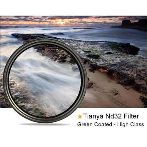 Tianya 49Mm Nd32 Filtre Nd 5 Stop ( Multi Green Coated )