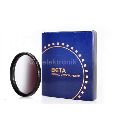 Beta 58Mm Gradual Degrade Kademeli Grey Gri Nd Filtre