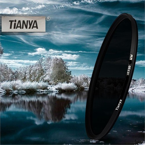 Tianya 62Mm Ir Infrared 720 Nm X-Ray Filtre