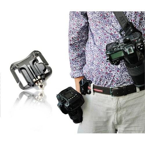 Azt Tüm Dslr Modelleri İçin Clip Belt Kemer Taşıma Aparatı