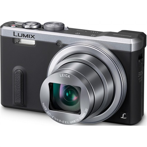 "Panasonic Lumix DMC-TZ60 30x Optik Zoom 18.1 Megapiksel 3"" LCD Ekran Fotoğraf Makinesi"