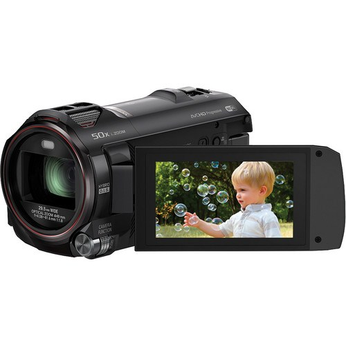 Panasonic HC-V750 Full HD Video Kamera